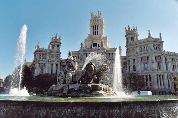 Madrid-Sightseeing-Tour